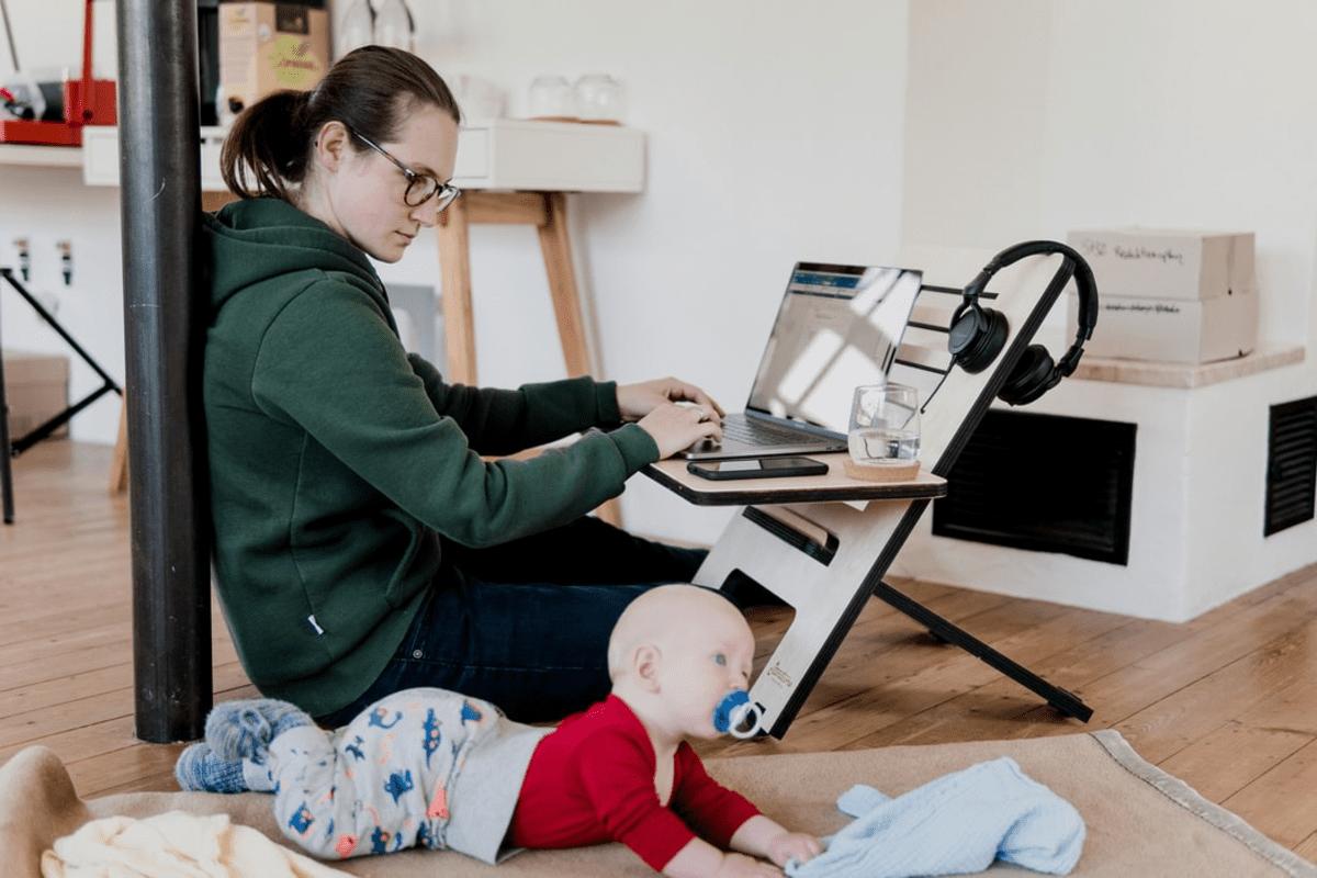 Empreendedorismo materno: escolha ou falta de opção