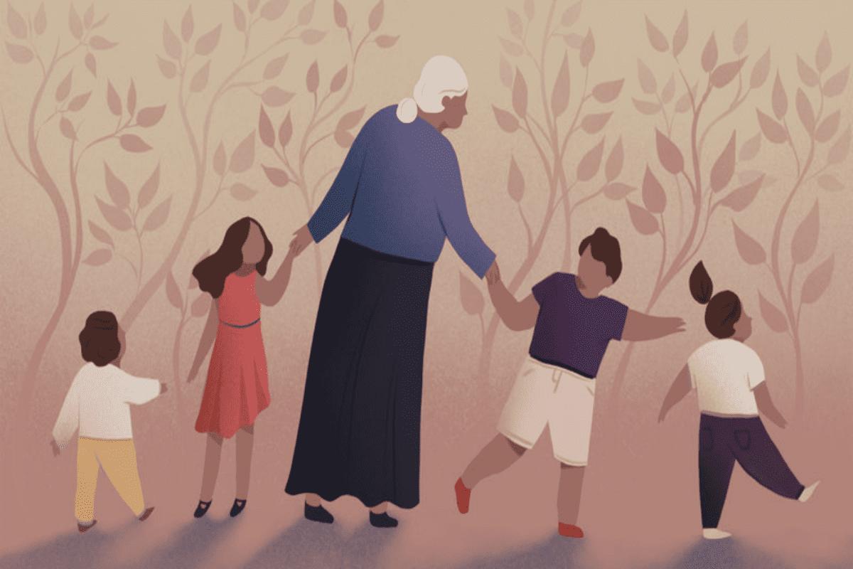 Para educar sem violência, olhe para o passado – mas não permaneça lá…
