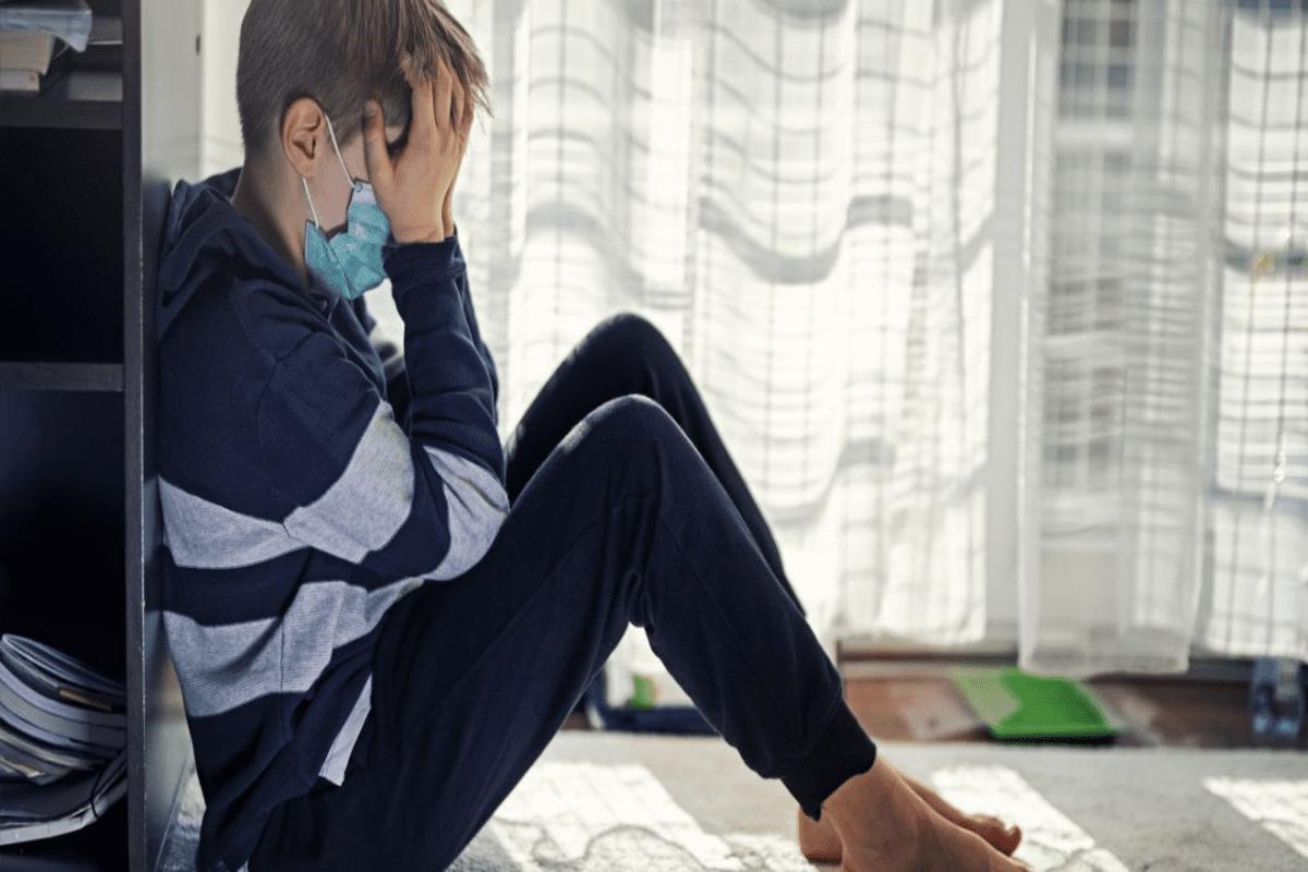 Criança não é válvula de escape em momentos de crise