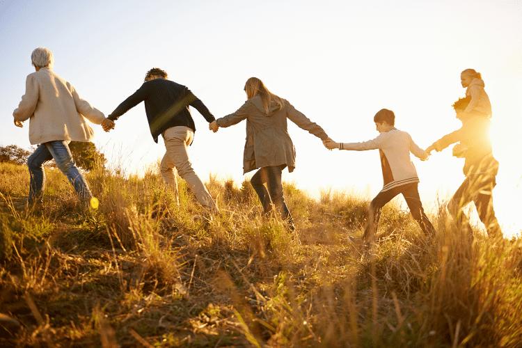 Famílias não nucleares: quando as crianças aprendem diferentes formas de amor